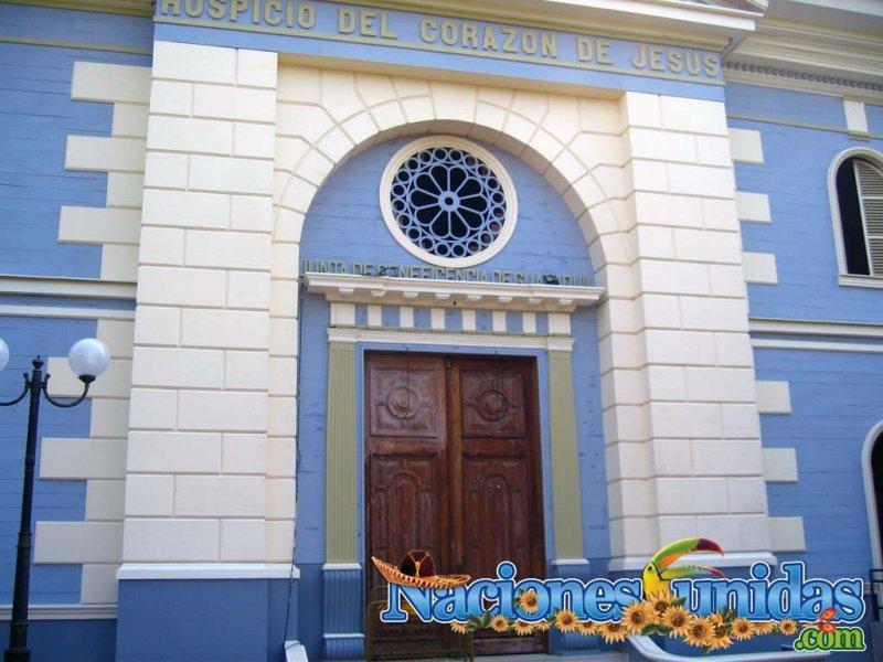 hospicio del corazon de jesus en guayaquil
