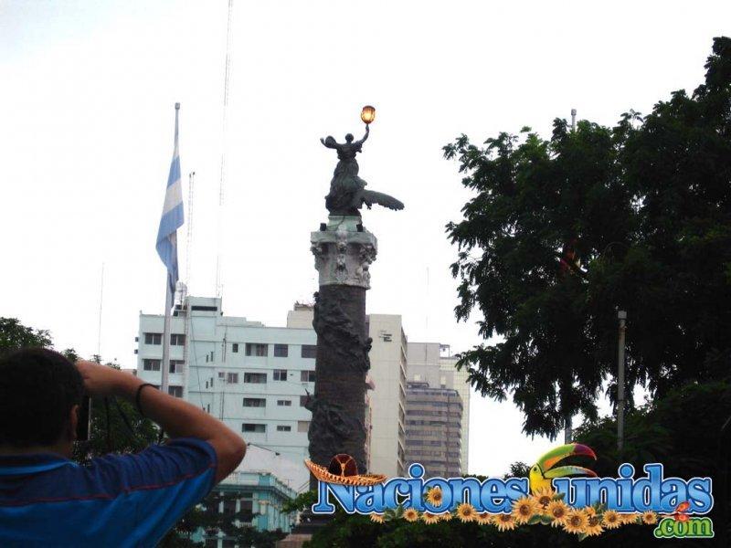 parque centenario de guayquil